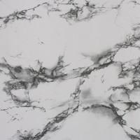 Пленка самоклеящаяся 3958, 0.9х2 м, мрамор, цвет чёрно-белый
