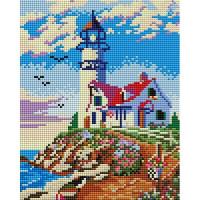 Алмазная мозаика Белоснежка Старый маяк 411-ST-PS