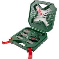 Набор оснастки Bosch X-Line 2607010610, 54 шт.