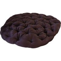 Подушка для подвесного кресла «Марокко/Марибор» 115x115 см цвет коричневый