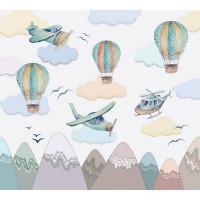 Фотообои Barton Wallpapers Детские K16703 300х270 см