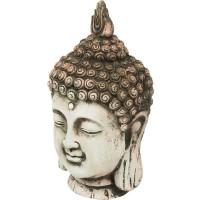 Фигура садовая «Голова будды» высота 34 см
