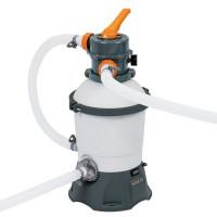 Фильтр-насос песочный для бассейна 3028 л/час с набором принадлежностей
