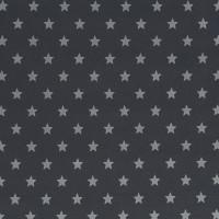 Плёнка самоклеящаяся «Звёзды», 0.45х2 м, цвет серый