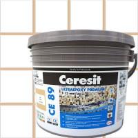 Затирка эпоксидная Ceresit CE89 цвет тоффи 2.5 кг