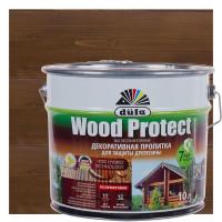 Антисептик Wood Protect цвет палисандр 10 л