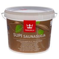 Защитный состав для сауны акриловый Tikkurila Supi Saunasuoja 2.7 л