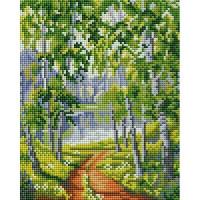 Алмазная мозаика Белоснежка Из рощи 001-ST-PS