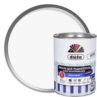 Эмаль для радиаторов Dufa Aqua-Heizkorperlack цвет белый 0.75 л