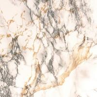 Пленка самоклеящаяся 3960, 0.9х8 м, мрамор, цвет серебристый/бежевый