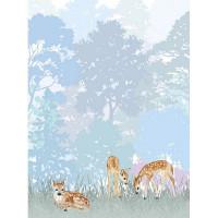 Фотообои Barton Wallpapers Детские K17102 200х270 см
