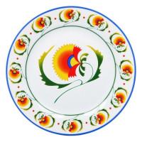 Тарелка десертная Dasen Арабески DNDS-18D014-3
