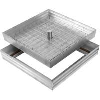 Люк ревизионный MaxiFloor напольный, 30x30 см