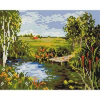 Алмазная мозаика Белоснежка Речная прохлада 423-ST-PS