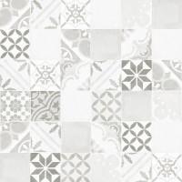 Стеновая панель «Новелла», 240х0.6х60 см, ДСП, цвет белый