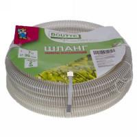 Шланг садовый напорно-вакуумный армированный BOUTTE 35 мм, 7 м, ПВХ