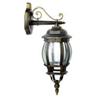 Настенный светильник уличный вниз Inspire Dubai 1xE27х100 Вт, цвет бронза, IP23