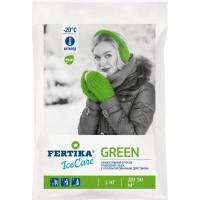 Противогололедный реагент Фертика Icecare Green, 1 кг