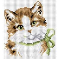 Алмазная мозаика Белоснежка Кошка Алиса 015-ST-S