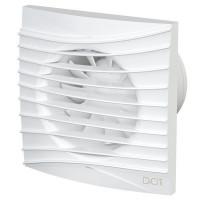 Вентилятор вытяжной Diciti Silent 4C, o100 мм, 8.4 Вт, цвет белый