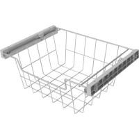 Корзина для шкафа Spaceo 41.2-41.8x30x15 см, металл/пластик