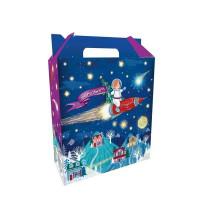 Коробка для кондитерских изделий «С Новым годом» картон 27х19.5х8 см