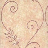 Обои бумажные Antonina Vella Couture розовые 0.70 м VX2206