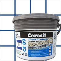 Затирка эпоксидная Ceresit CE89 цвет синий сапфир 2.5 кг