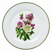 Тарелка десертная Dasen Садовый букет DNDS-18D076-2
