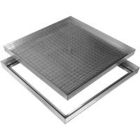 Люк ревизионный MaxiFloor напольный, 60x60 см