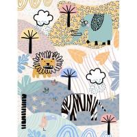 Фотообои Barton Wallpapers Детские K16802 200х270 см