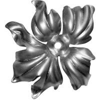 Элемент кованый Цветок №1