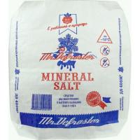 Средство для плавления льда Минеральная соль 25 кг