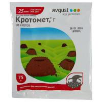 Средство для защиты садовых растений от кротов «Кротомет» 75 г