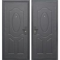 Дверь входная металлическая Е40М, 860 мм, левая
