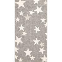 Ковёр Fenix 20422/332, 0.8х1.5 м, цвет серый