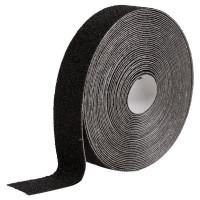 Противоскользящая лента 19х6000 мм цвет чёрный