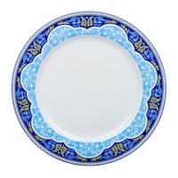 Тарелка для горячего Dasen Лазурный орнамент DNNB0002-1